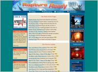 The Rapture Ready website