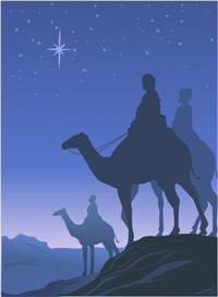 The birth of the Messiah